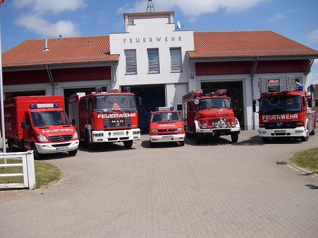 Unsere Fahrzeuge
